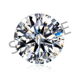 12mm Round Moissanite with shipping cost to Canda