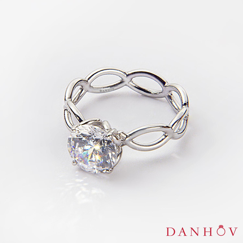 Diamond engagement ring danhov